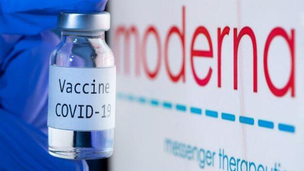 Vaksin Moderna